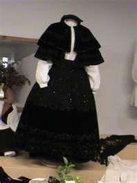 Traditional Galician costume