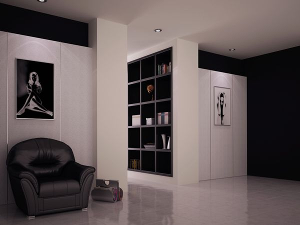 Realistically Light and Render Interior Scenes using 3ds Max and Vray