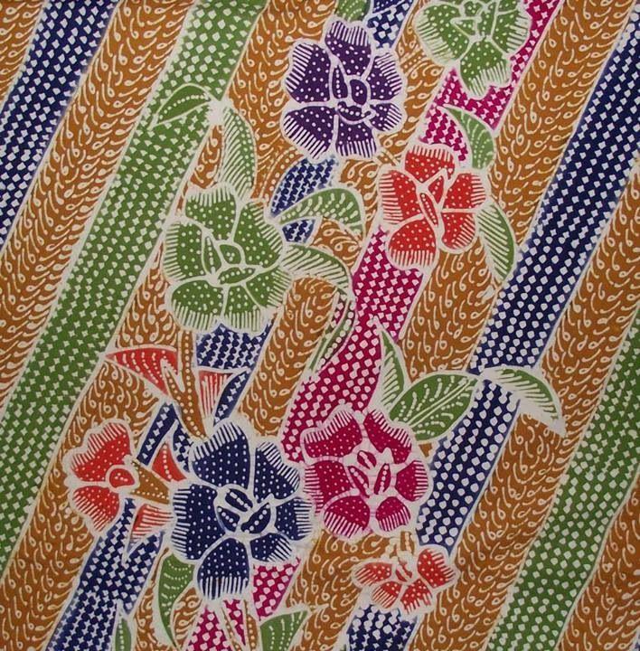 Laseman Kendal Batik by Batik Shunniya. Indonesian handrawn batik