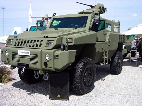 Paramount Marauder (10 Best Vehicles for the End of the World - Popular Mechanics)