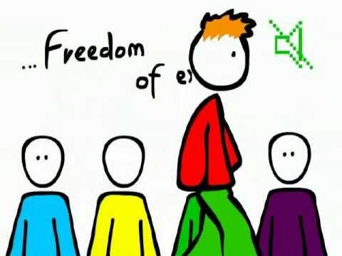 Democracy is... Animation by Lukasz Szozda - YouTube