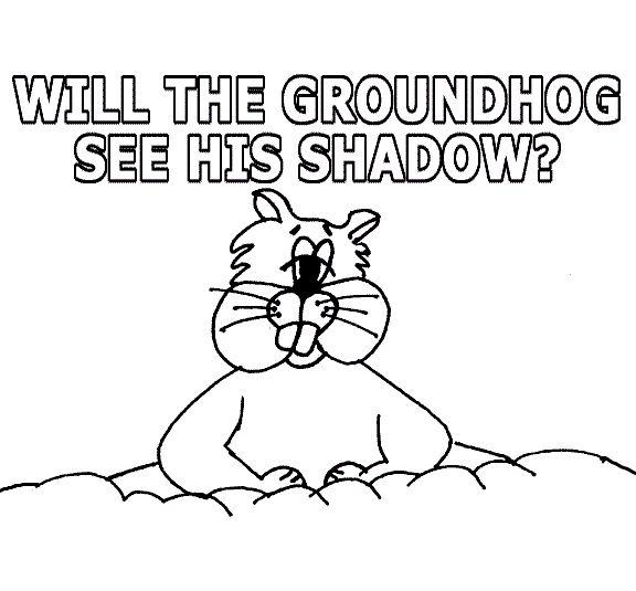 35 best Groundhog Day images on Pinterest | Día de la marmota, Color ...