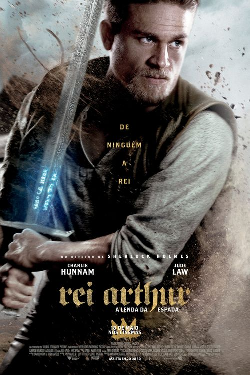 King Arthur: Legend of the Sword 【 FuII • Movie • Streaming