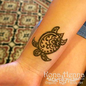 Kona Henna Studio - hands gallery