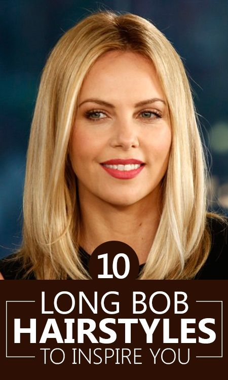 Long bob hairstyles are one of the simplest ways to be trendy & still not cut your hair too short. Here is the list of top 10 most famous long bob ...