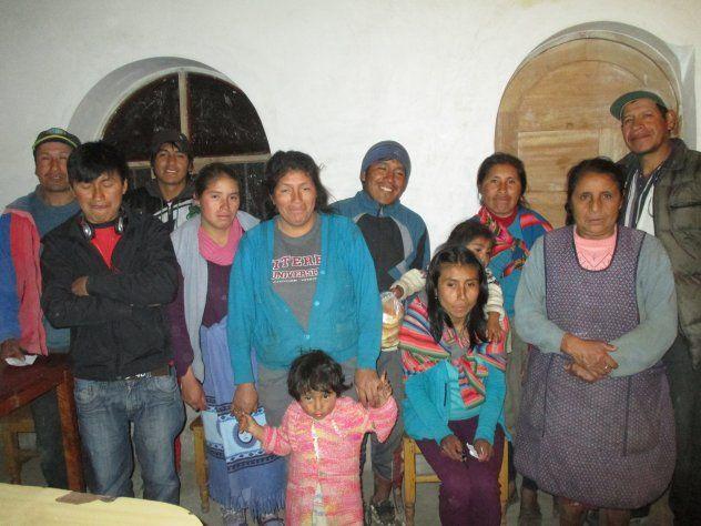 Autre de mes prêts du jour pour ce groupe du Pérou. Vous aussi participez à la révolution du micro crédit solidaire.Tikarispa Group