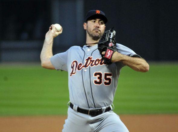 Justin Verlander sharp as Detroit Tigers belt Chicago White Sox