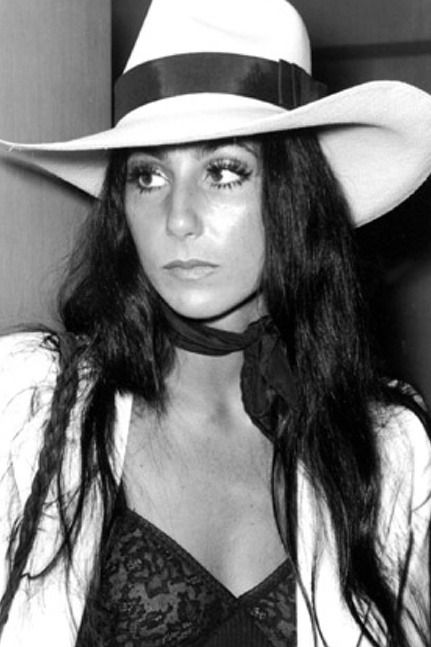 There wasn't a 1970s trend Cher didn't try (and completely nail).