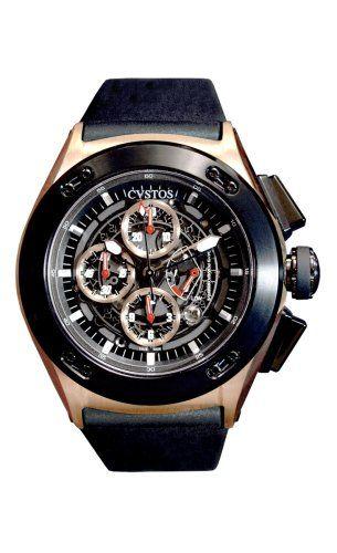 Save $ 20,417.01 ( 45.57% ) Cvstos Men's CVCRRNRGGR Challenge-R Chrono Rose Gold Watch