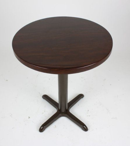 Chestnut Resin Tabletop (Round 42) by Manhattan Modern. $162.00. Medium-density fiberboard (MDF) core. Dimensions: Round table: diameter: 42 inches; thickness: 1.2 inches;. Lightweight sleek design. TABLETOP ONLY - SOLD SEPARATELY FROM BASE. Resin tabletop ideal for indoor and outdoor use. This resin tabletop is a perfect adaptation for any desired use, whether indoor or outdoor, home or restaurant. Durable, lightweight, heat and abrasion resistant. This resin tabletop is com...