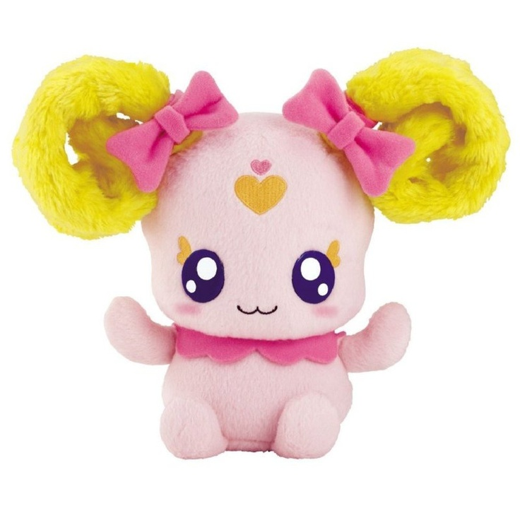 Smile Pretty Cure Oshare Doll Candy  ~  OMG So Cute!!!! >o< Need it!!    #cute #kawaii #toy #doll #plus #prettycure #japan
