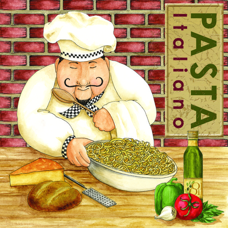 CHEF PASTA BY VICKY HOWARD