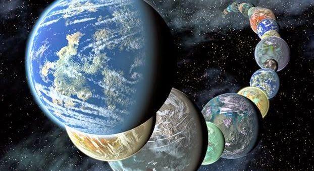 Οι επιστήμονες εκτιμούν ότι υπάρχουν αμέτρητοι πλανήτες σαν την Γη στον γαλαξία μας αλλά και το Σύμπαν