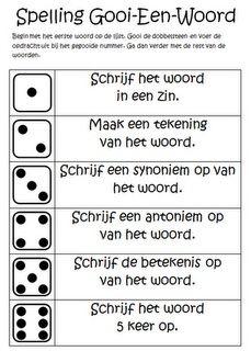 Spellingspel