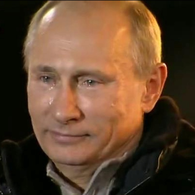 President Vladimir Putin ~ Emotional Moment Captured Beautifully~
