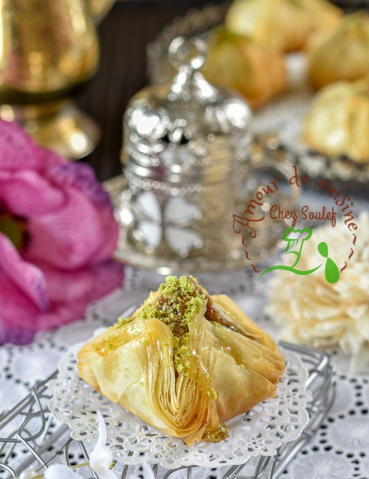 baklawa chamiya syrienne 4