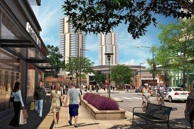 """Candlestick Park will be demolished and plans are to build 6,000 new homes with affordable """"Santana Row"""" like shopping."""