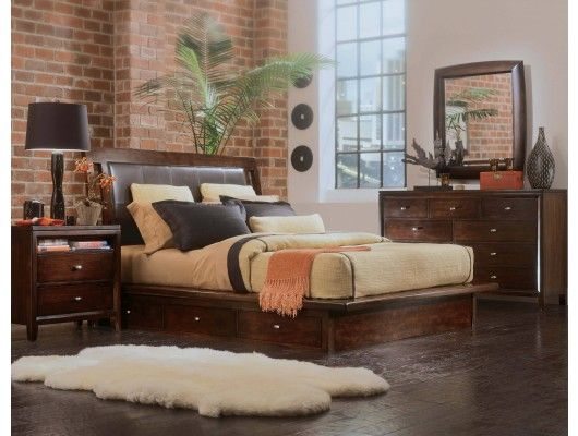 Unique Tribecca Platform Bedroom Set Furniture clearance Trending - Review King Bedroom Sets Clearance Plan