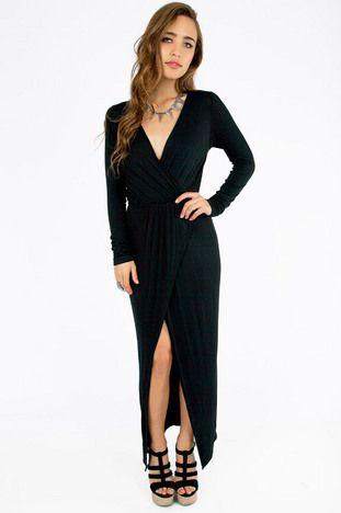 Mimi maxi dress tobi