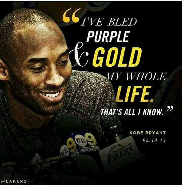 Team Lakers - Team Kobe ❤️ www.reverbnation.com/mrslic404