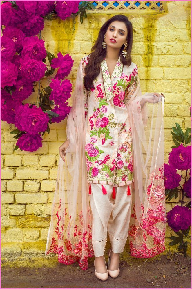 Shahbano Lawn 2017 By Bashir Ahmad Textile With Price