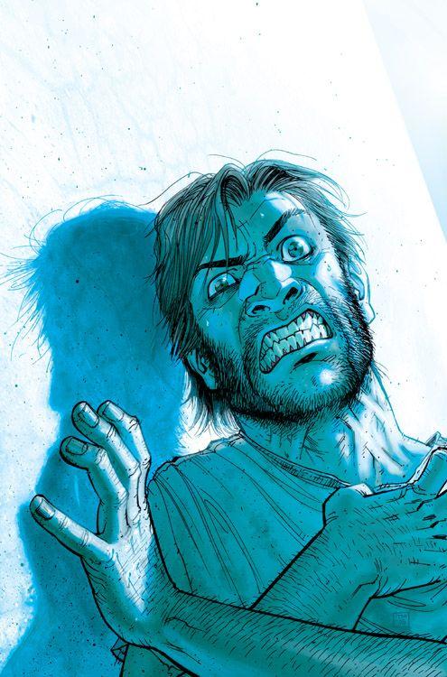 THE WALKING DEAD #24 Cover    written by ROBERT KIRKMAN  art by CHARLIE ADLARD  cover by TONY MOORE