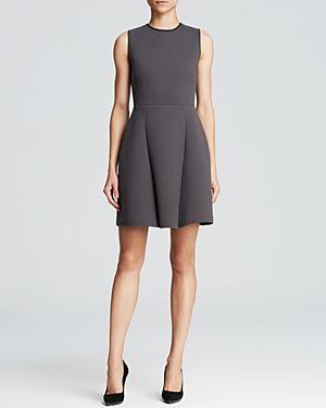 1 By O'2ND Dress - Manny Neoprene Flared Mini