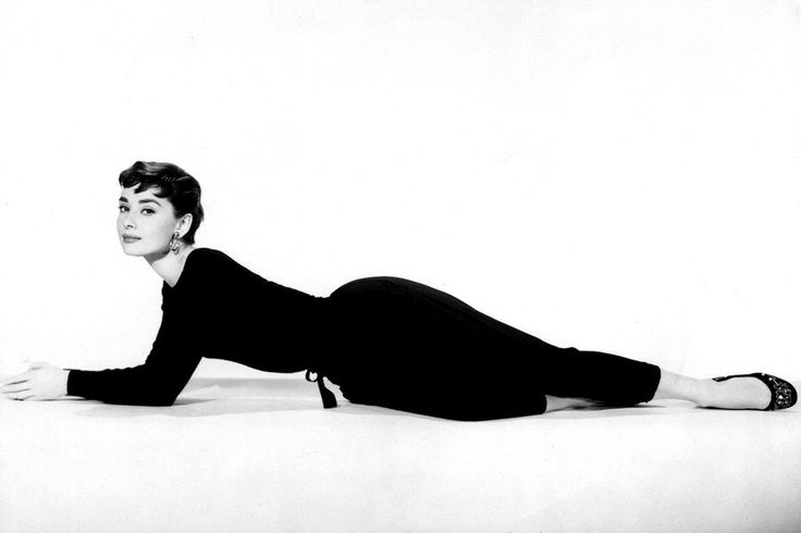 Audrey Hepburn, 1954, Sabrina Pantsuit Led to a Lifelong Friendship with Hubert Givenchy | Vanity Fair
