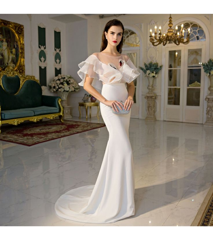 Slim Wedding Style Are You Ready To Marry Photography Outfit