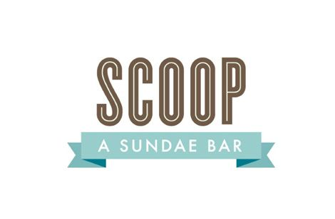 """love this. anyone know what font """"SCOOP"""" is?"""