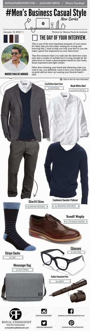 Mens business causal style #men #work #outfit #fashion #style #affiliate