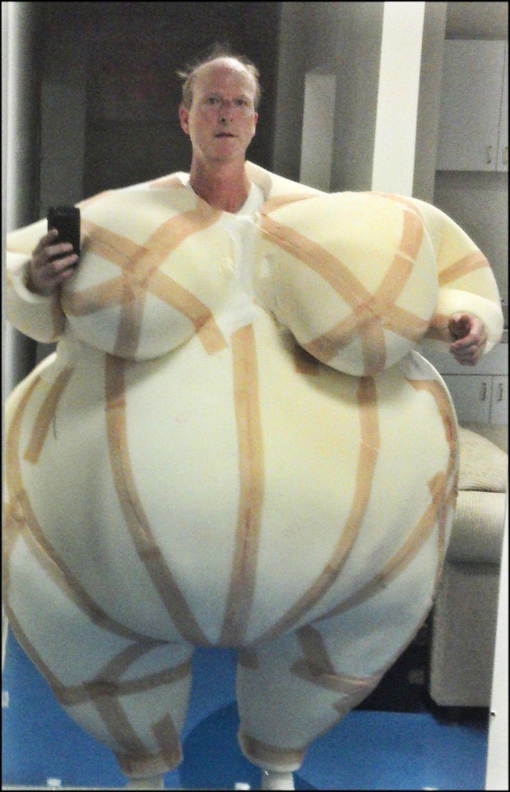 Fat Suit Padding 92
