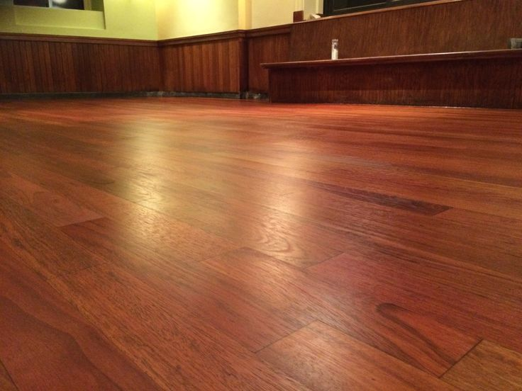Natural Look Of 3 Quot Brazillian Cherry Hardwood Flooring