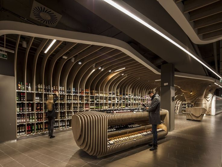 SPAR Flagshipstore / LAB5 Architects