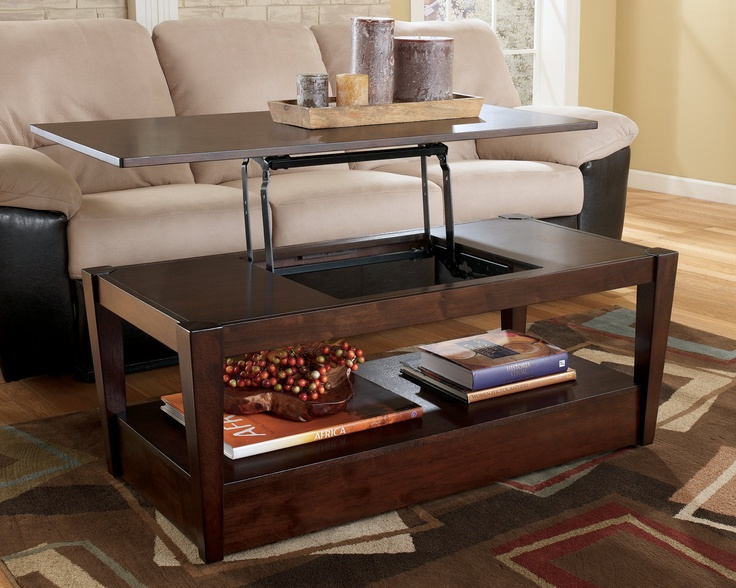 Great Lift Top Coffee Table From Ashley