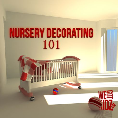 7 Awesome Tips to Help You Create a Soothing, Transitional Nursery for Your New Baby