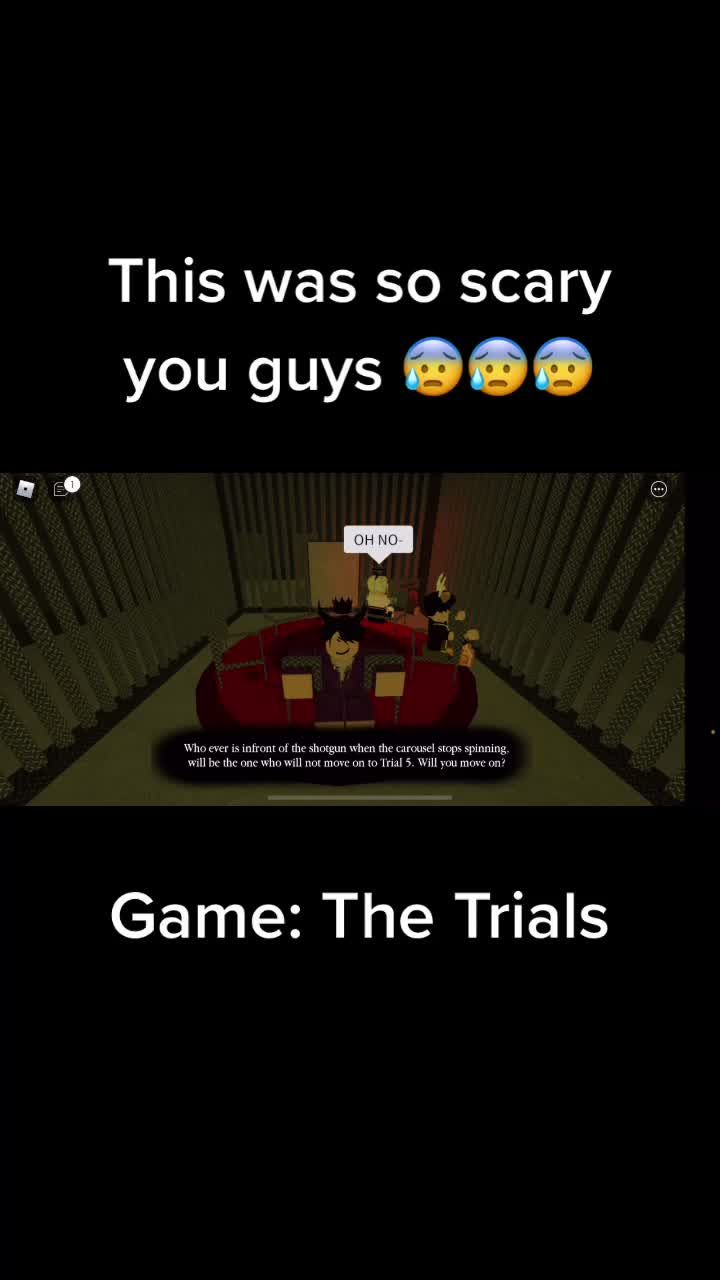 Fashionbl0x On Roblox Fashionblox On Tiktok This Game Makes You Feel Like A Victim In Saw Would You Play It Roblox Robloxx Voiceover Thetrials Sca Di 2021