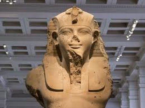 Sztuka egipska w Muzeum Brytyjskim w Londynie - film