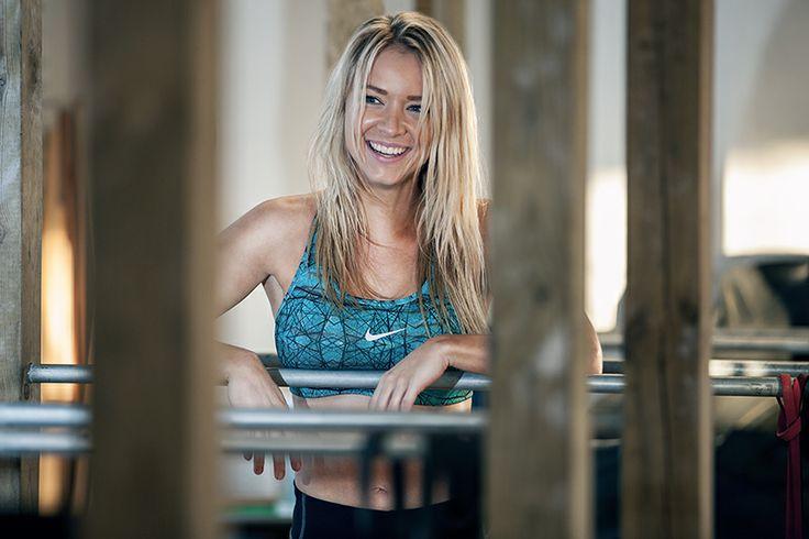 FItness-shoot med Mette Lyngholm