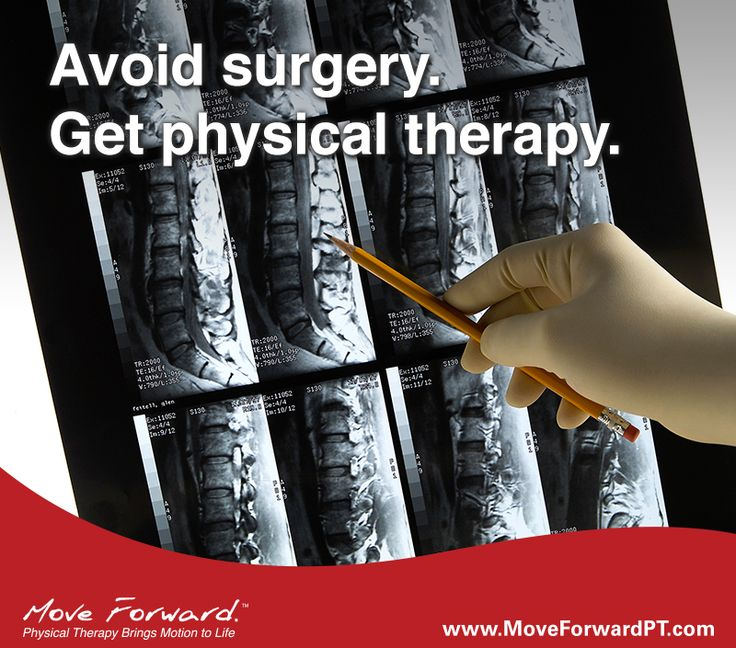 Physical Therapy as Effective as Surgery for Degenerative Disk