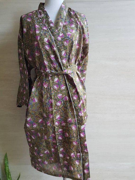 Check out this item in my Etsy shop https://www.etsy.com/au/listing/586565104/cotton-robe-kimono-wedding-bridesmaid