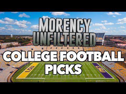 Week 11 NCAA Picks | Morency Unfiltered