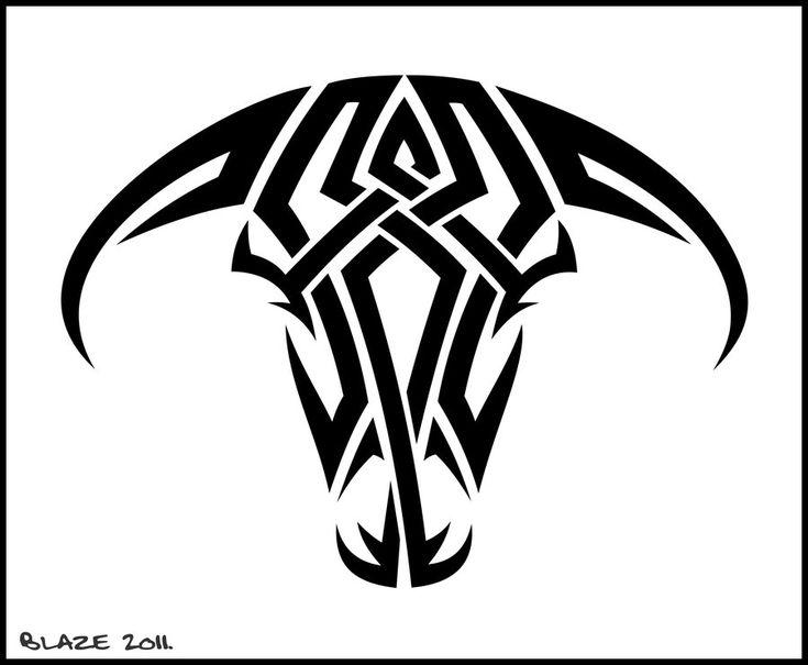 bull tattoo ideas