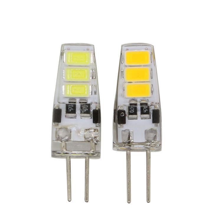 $0.49 (Buy here: https://alitems.com/g/1e8d114494ebda23ff8b16525dc3e8/?i=5&ulp=https%3A%2F%2Fwww.aliexpress.com%2Fitem%2F1pcs-Mini-G4-LED-Bulb-DC-12V-3W-SMD-5733-G4-LED-Lamp-light-360-Beam%2F32716141515.html ) 1pcs Mini G4 LED Bulb DC 12V 3W SMD 5733 G4 LED Lamp light 360 Beam Angle Light replace Halogen G4 for Crystal Chandelier for just $0.49