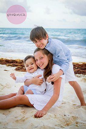 Sesiones familiares en canc n playa del carmen shots for Hoteles para familias en la playa