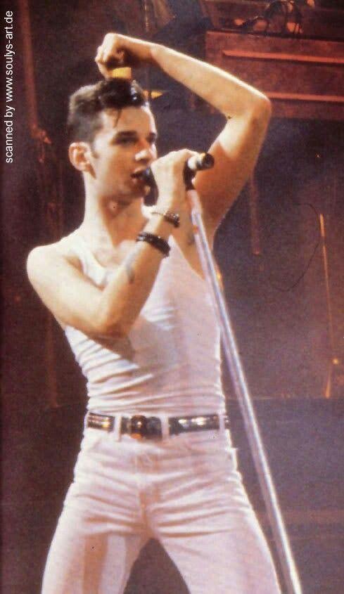 flawless, young Dave Gahan | Depeche Mode | Pinterest ...