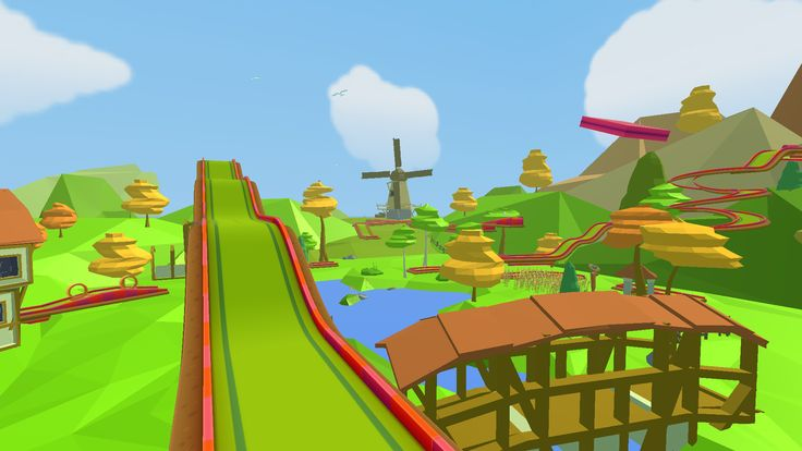 """So, you have what it takes, to play this amazing game? ⛳️ """"Mini Golf Paradise Sport World"""" is just the right place for you!   It has over 80 cool courses & levels with challenging obstacles and engaging fun all over the field, you won't be able to stop playing for hours and hours of golfing action.   Soon to come is the track builder! Build tracks with over 1000 items! The power to make great tracks in mini golf paradise sport world is now yours!"""