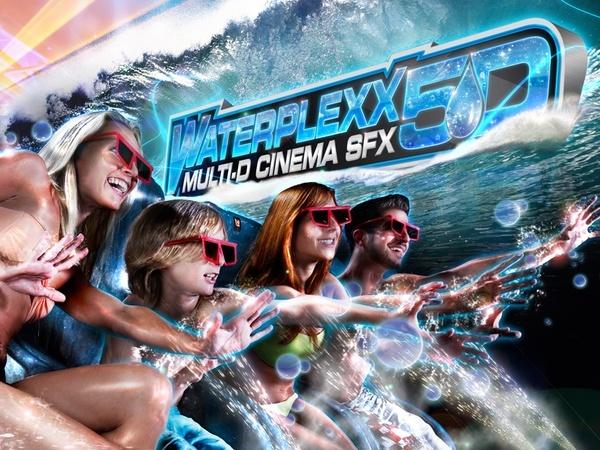 Waterplexx5D | Get wet in 5D