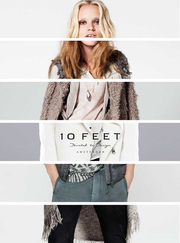 10 FEET | Be inspired | Fall 2015
