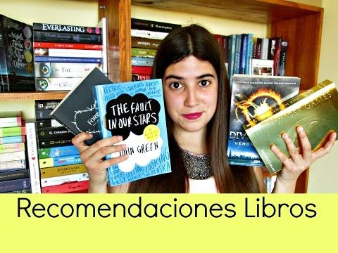 Recomendaciones De Libros | Si Te Gustó Esto... Te Gustará Esto - YouTube